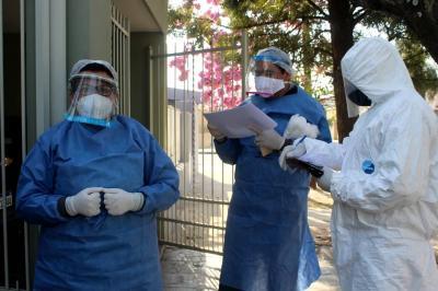 El pasado sábado se registraron 20 casos de coronavirus en la provincia
