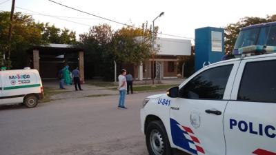 Beltrán:  joven fue salvado por sus familiares y vecinos de morir ahorcado