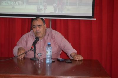 El Intendente Miguel Álvarez se refirió al caso positivo de coronavirus en Beltrán