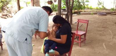 Realizaran un operativo de vacunación antigripal en La Loma