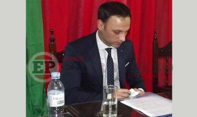 Araujo felicitó a los concejales por la aprobación del proyecto del banco de tierras municipal