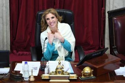 El senado aprobó leyes en materia de soberanía sobre recursos pesqueros y reequipamiento de las Fuerzas Armadas