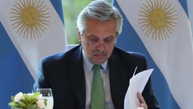 En instantes, Alberto Fernández anunciará como sigue la cuarentena
