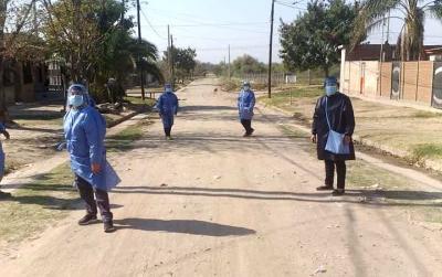 Coronavirus: Se confirmaron 57 casos y 48 recuperados en Santiago del Estero