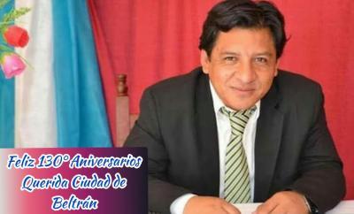 José Bravo: «Que este cumpleaños nos encuentre a todos y todas, luchando por un solo objetivo»