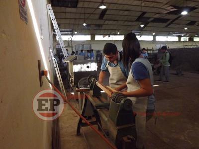 La Escuela Técnica Nº 12 abre la preinscripción para el ingreso a primer año