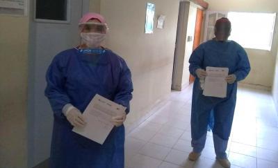 Coronavirus en Santiago del Estero: Se confirmaron 116 casos y 2 fallecidos este martes