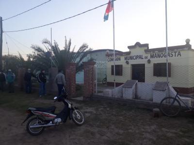 Disponen nuevos horarios de circulación en Manogasta
