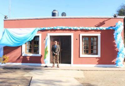 La comunidad de Colonia El Simbolar ya palpita el 50° aniversario