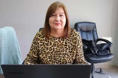 La Diputada Nacional Norma de Matarazzo saludó a los empleados de comercio en su día