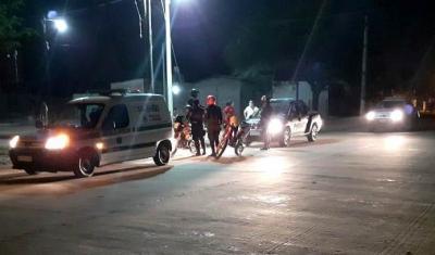 En lo que va del domingo ya se aprehendieron a 24 personas en Fernández