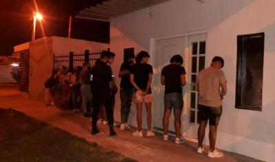 Saint Germain: Desalojan una fiesta clandestina en la que participaban catorce menores