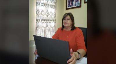 """Norma de Matarazzo: «Hace 75 octubres el """"Pueblo Trabajador"""" salía a las calles en defensa de Perón»"""