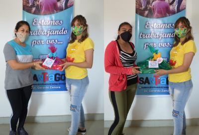 Beltrán: Entregaron los premios a los flamantes ganadores del sorteo
