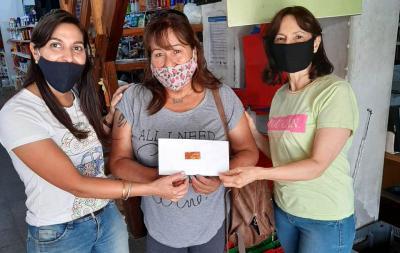 FOTOS | Se concretó la entrega de los premios de «Supermercado Chacón»