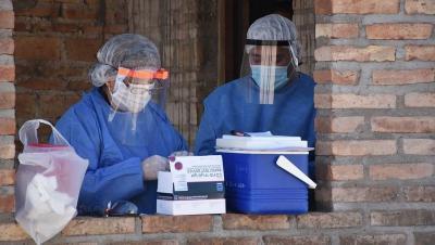 Confirman 7 nuevos contagios en Fernández, 3 en Beltrán y 4 en Forres