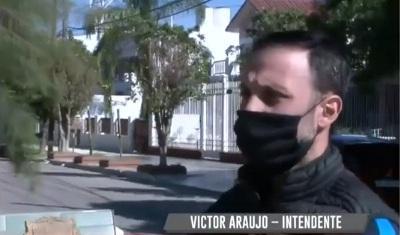 Reclamos | Araujo apuntó contra el ex presidente de la cámara de comercio
