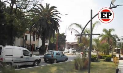 Cerraron por desinfección dos sectores de la municipalidad de Fernández