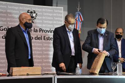 Se realizó la apertura de sobres de la licitación pública para la construcción del nuevo Canal de la Patria