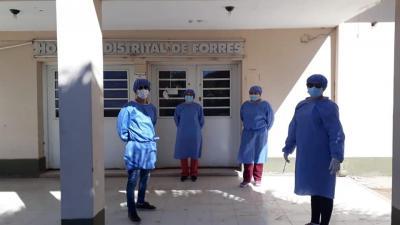 Crecen los contagios en Forres: Este lunes hubo 4 nuevos infectados