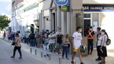 Este jueves 26 se inicia el pago de sueldos a la administración pública santiagueña