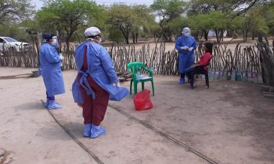 Coronavirus: Confirmaron 124 casos positivos este martes y una persona fallecida