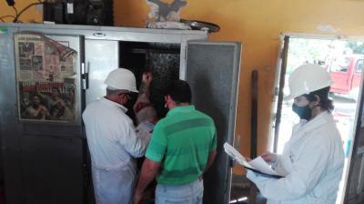 Forres: Decomisan unos 350 kilos de carne vacuna proveniente de faena clandestina
