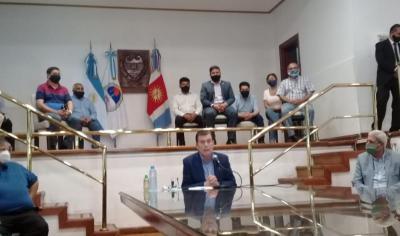 Zamora anunció aumento del 47% y bono de $34 mil