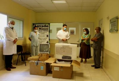Incorporan equipamiento para diagnóstico y monitoreo de recién nacidos