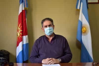 Fantoni confirmó el bono de $ 34 mil para los municipales de Quimilí y analiza una suba salarial