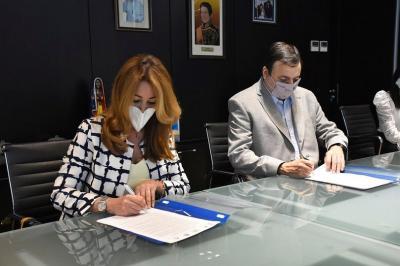 Santiago del estero: Firman un acuerdo de precios para la canasta navideña 2020