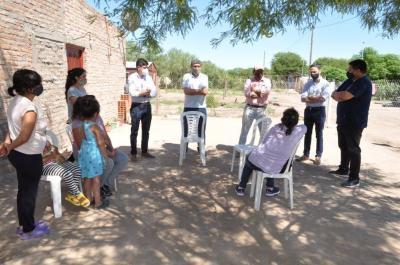 Familias que no contaban con energía eléctrica serán beneficiadas con una extensión de la red
