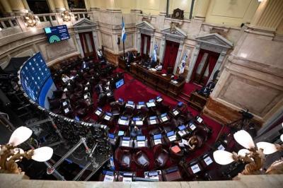 El senado convirtió en ley el impuesto a las grandes fortunas