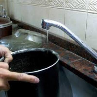 Por la baja tensión se restringe el servicio de agua hasta la tarde