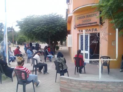 Taboada: Gallardo entregó 124 tarjetas alimentarias y los municipales cobraron la primera parte del bono de $34 mil