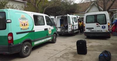 Alarmante: el pasado martes hubo 13 casos en Fernández, 3 en Beltrán, 2 en Forres y 1 en Vilmer