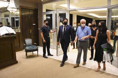 El ministro de Educación de la nación arribó anoche a la provincia