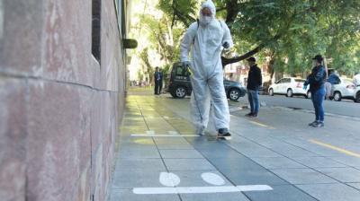 Hay 3 fallecidos y 72 nuevos casos de coronavirus en Santiago del Estero