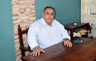 El intendente de la ciudad de Beltrán, hizo anuncios de nuevas obras