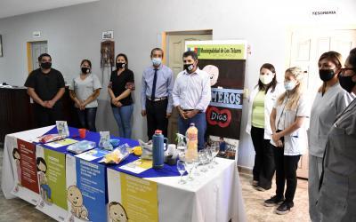 """Niñas, niños y mujeres son beneficiados con el Programa """"Mis primeros 1.700 días"""" en Los Telares"""