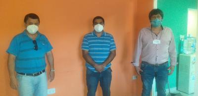 Pusieron en funciones al nuevo director de tránsito de Quimilí