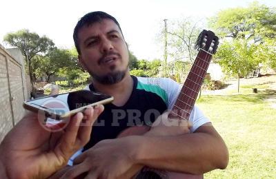 Escondido de los pescadores: este viernes Diego Sayago presenta su nuevo videoclip
