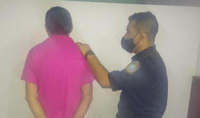 Vilmer: Una mujer se presentó en la subcomisaria con gólpes en el rostro y denunció a su concubino