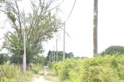 Extienden red eléctrica que beneficia a varias familias del paraje Mistól