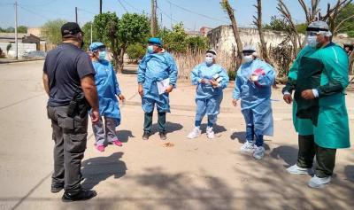 Coronavirus: Este lunes hubo más casos en el interior que en Capital y Banda