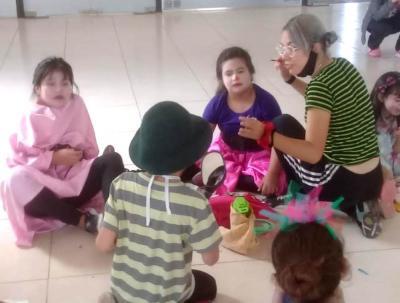 Clases de teatro: la nueva propuesta para niños de Beltrán