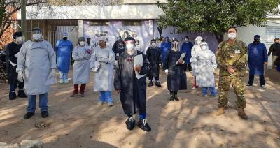 Coronavirus en Santiago del Estero: 32 personas fueron dadas de alta y hubo 61 nuevos infectados
