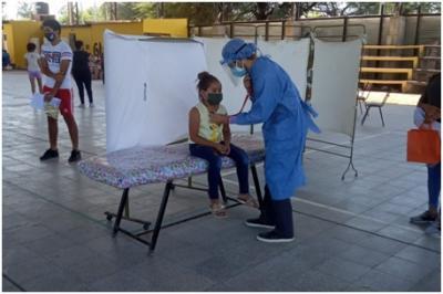 Iniciaron actividades en la pasantía rural del Hospital de Fernandez
