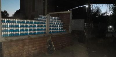 Excarcelan bajo fianza a dos involucados en una investigación por el robo de 540 packs de cervezas