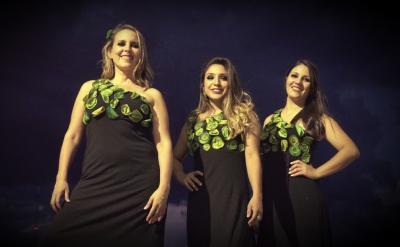 """""""Las Mullieris"""" fueron convocadas para participar de un espectáculo en el CCK de Buenos Aires"""